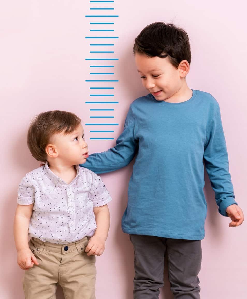 Почему ребенок не растет: 6 причин