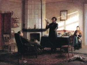 Александр Сергеевич Пушкин был ростом в 167 см, невысокие знаменитости мужчины