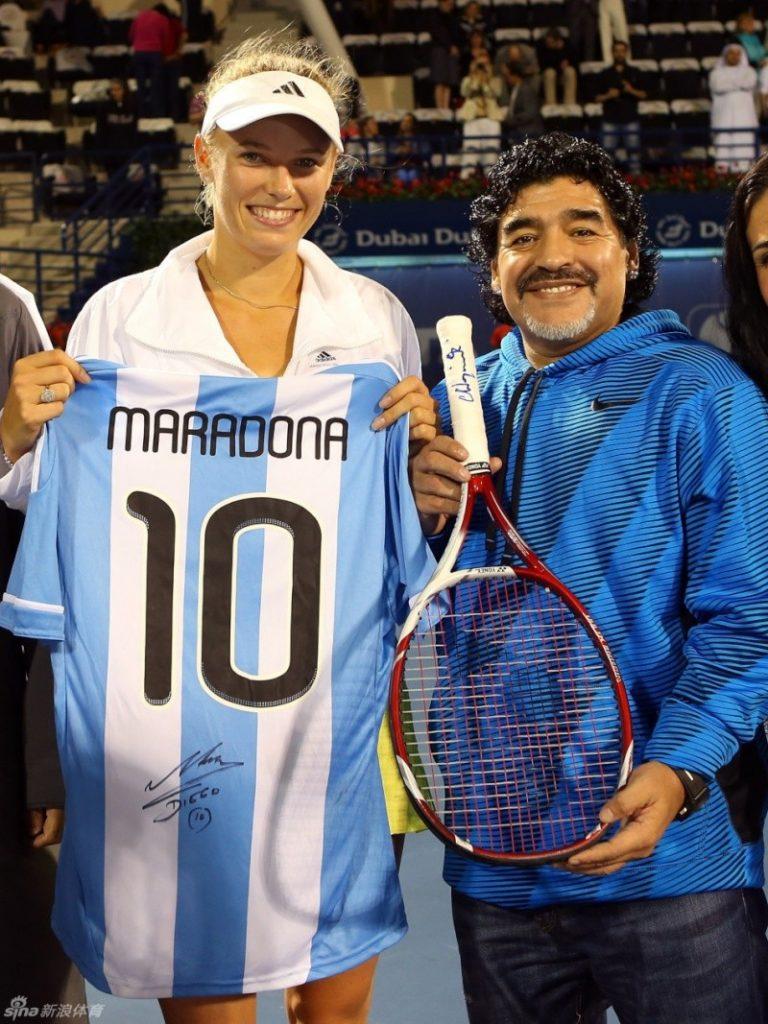 Диего Марадона ростом 168 см.