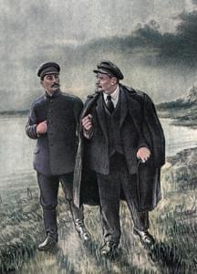 Иосиф Сталин имел рост 162 см, а рост Владимира Ленина составлял 163 см.