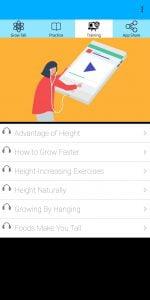 Grow Taller аудио советы по росту